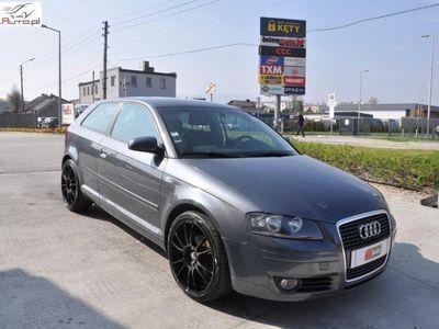gebraucht Audi A3 2dm 140KM 2005r. 203 206km