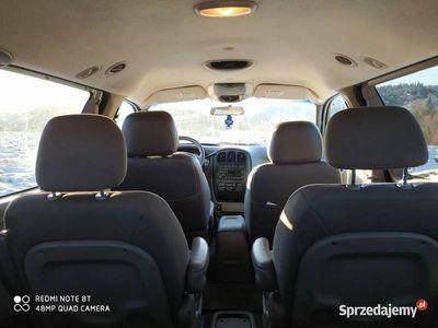 używany Dodge Grand Caravan 3.8 218KM Benzyna + LPG 2003
