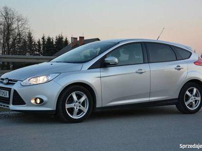 używany Ford Focus III 1.0 EcoBost gwarancja przebiegu podgrzewana szyba clmatronic