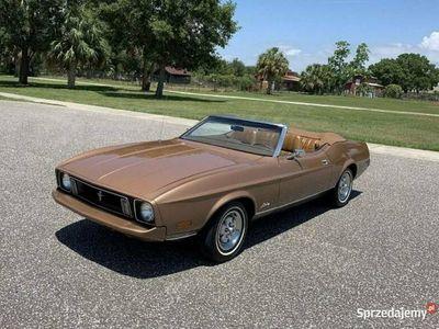 używany Ford Mustang 1973 220 KM II (1969-1978)