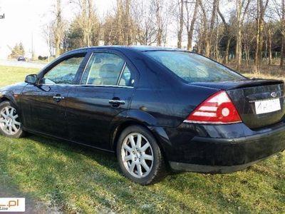używany Ford Mondeo 2.2dm 155KM 2006r. 178 000km