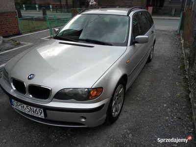 używany BMW 318 E46, i, 143KM