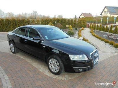 używany Audi A6 Oryginał ,bezwypadkowa, serwisowana silnik benzyna 2.4 o mocy 177KM