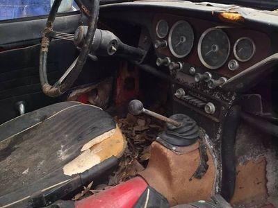 używany Triumph Spitfire