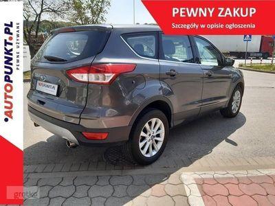 używany Ford Kuga Titanium Asystent Parkowania/4WD/Nawigacja/BT/Dealer/FV23%