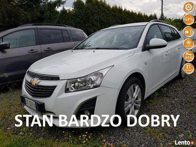 używany Chevrolet Cruze 1 właściciel / Serwis / Nawigacja / Tempomat