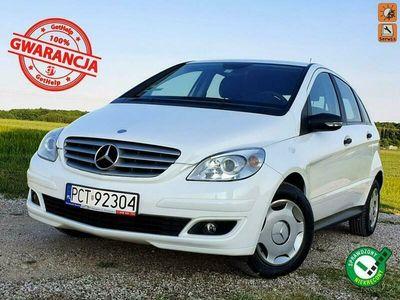 używany Mercedes B170 1.7 benzyna *sprowadzony i ZAREJESTROWANY* gwarancja przebiegu W245 (2005-2011)