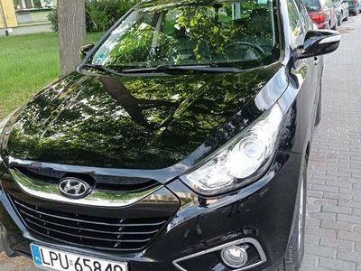 używany Hyundai ix35 2.0 CRDi 2012