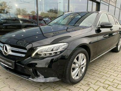 używany Mercedes C200 d T-Modell