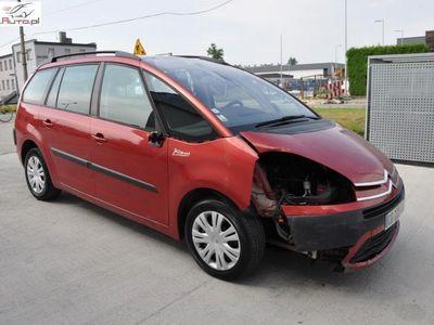gebraucht Citroën Grand C4 Picasso 1.6dm 110KM 2009r. 191 780km