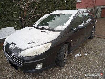 używany Peugeot 407 - 1, 6HDI - 2005r-150tys. - NOWE- PT.