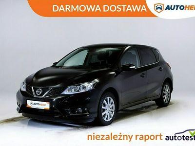 używany Nissan Pulsar DARMOWA DOSTAWA, Serwis ASO, Kamera, Półskóra, Navi, LED, Klima auto I (2014-)