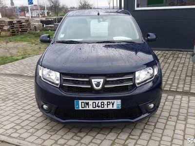 używany Dacia Sandero II 0,9 benzyna Turbo TCe klima, elekt szyby, c