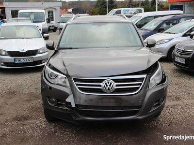 używany VW Tiguan 2,0 16V 200 Koni Serwisowany opłacony