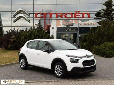 używany Citroën C3 1.2dm 83KM 2021r. 1km
