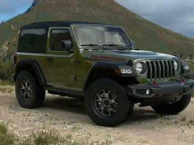 używany Jeep Wrangler Rubicon MY21 2,0T 272 KM 4X4