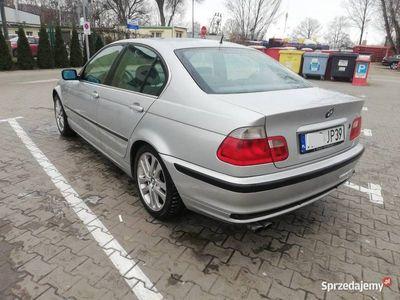 używany BMW 330 e46 i lpg