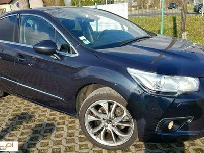 używany Citroën DS4 2dm 163KM 2012r. 197 000km