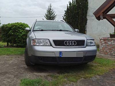 używany Audi A6 2.5 TDI, 1999r.