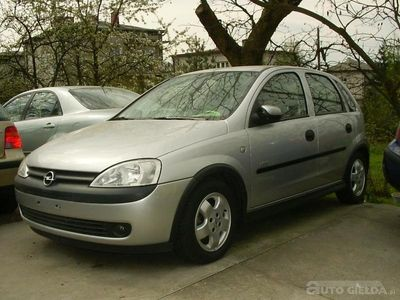 używany Opel Corsa CORSA