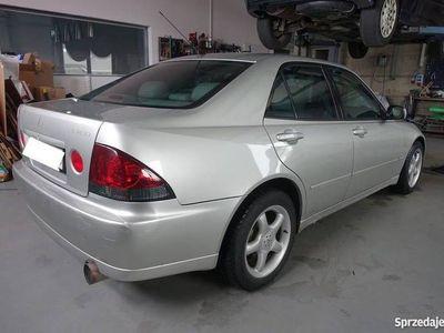 używany Lexus IS200 159 tys km OKAZJA