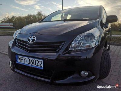 używany Toyota Verso szwajcar zarej 7osobowy kamera alu 16 147 km !!