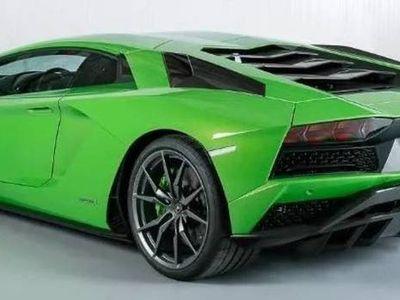 używany Lamborghini Aventador