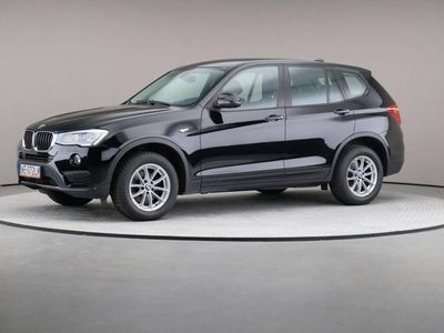 używany BMW X3 Xdrive 20d