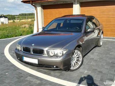 używany BMW 735 E65 i V8 PB+LPG