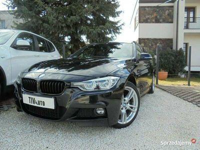 używany BMW 330 330 BEZWYPADKOWY i 252KM xDrive M Sport Shadow LIVE COCKPIT Salon FVat F30 (2012-)