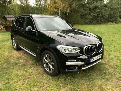 używany BMW X3 2dm 190KM 2019r. 23 600km