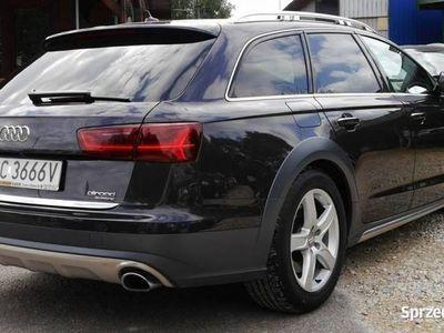 używany Audi A6 Allroad 3dm 224KM 2016r. 139 911km