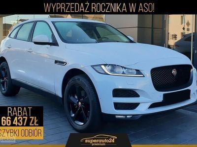 używany Jaguar F-Pace 2.0 i4P AWD (250KM) | PRESTIGE + Panorama + Meridian Sound + Black, Chorzów
