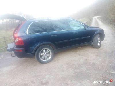 używany Volvo XC90 4x4 diesel