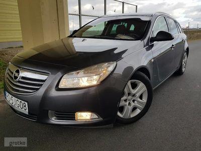 używany Opel Insignia 2.0CDTI 163ps@NAVI@AUTOMAT@ZAREJESTROWANY!, Gniezno