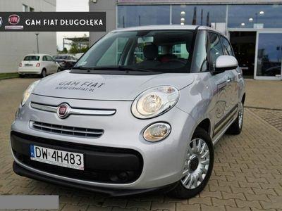 używany Fiat 500L 1.4dm 120KM 2016r. 10 036km
