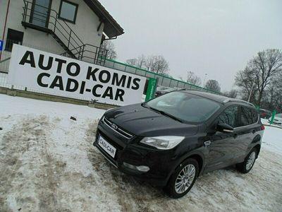 używany Ford Kuga 1.6dm 150KM 2014r. 66 000km