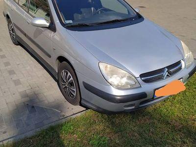 używany Citroën C5 2002r ważne oplaty benzyna/gaz/klima