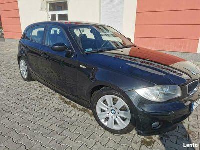 używany BMW 120 e87 Seria 1 D 163km