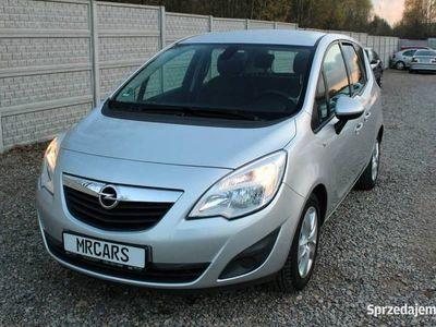używany Opel Meriva 1.4dm 101KM 2011r. 91 341km