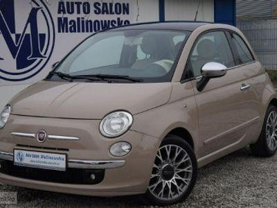 używany Fiat 500 1.2dm 70KM 2013r. 103 000km