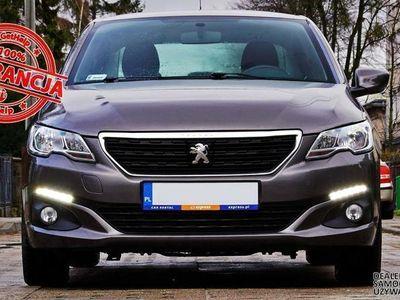 używany Peugeot 301 Lift 1.6 BlueHDI Salon PL - Dobre wyposażenie - Gwarancja Raty Zamia, Gdynia