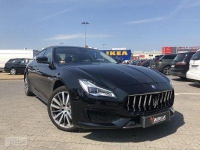 używany Maserati GranSport Quattroporte VI SQ4 stan salon fabryczny najnowszy modelmax wersja gwaran