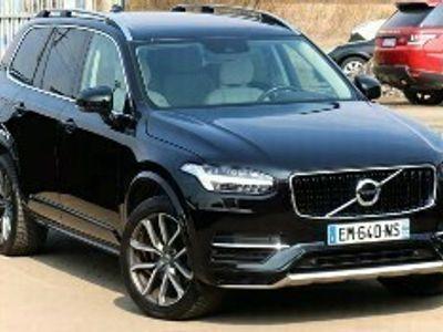 używany Volvo XC90 IV Pamięci Full Led 20'' LKA Kamera ACC Android