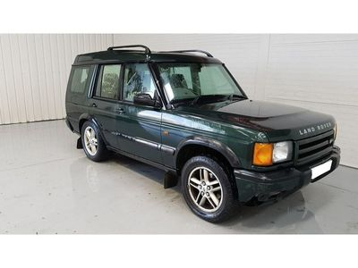 używany Land Rover Discovery 2.5dm 1KM 2000r. 145 896km