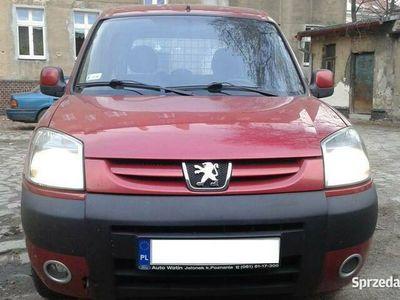 używany Peugeot Partner 2.0 hdi 2005 r