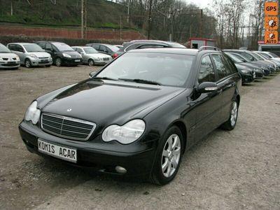 używany Mercedes C180 KLASSIC-1.8 Kompresor-143km-6-Bieg-1-Właściciel-100%-Oryginalny lakier W203 (2000-2007)