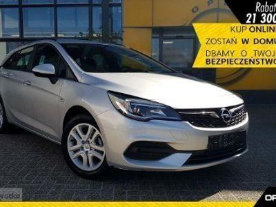 używany Opel Astra Edition 1.2 Turbo 130KM Reflektory LED IntelliLux+Podgrzewane Fotele