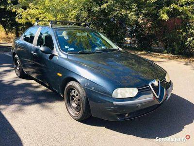 używany Alfa Romeo 156 1,9 jtd zarejestrowana ubezpieczona