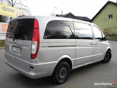 używany Mercedes Viano 2.2dm 150KM 2005r. 300 664km